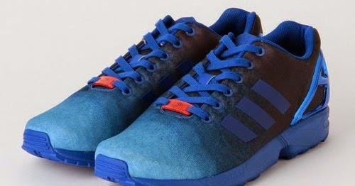 d2f0a05d1 WEAR DIFFERENT  Adidas Originals for UNITED ARROWS   SONS ZX FLUX INDIGO