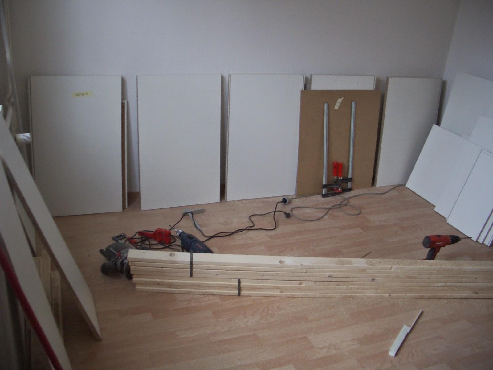 Roichis Projekte: Küche die 2.