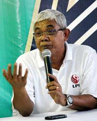 Anggota Komite Normalisasi PSSI Dityo Pramono
