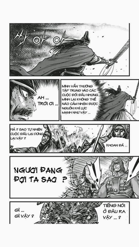 Hiệp Khách Giang Hồ Chap 452 - Trang 27