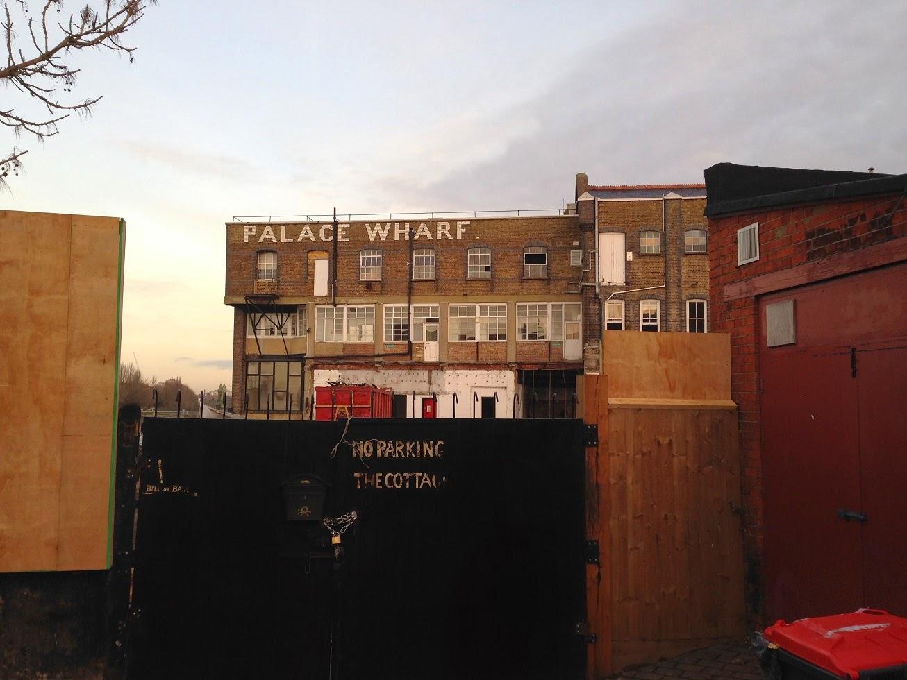 Palace Wharf, Fulham Reach, London