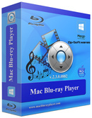 Mac Blu-ray Player for Windows 2.8.6.1218