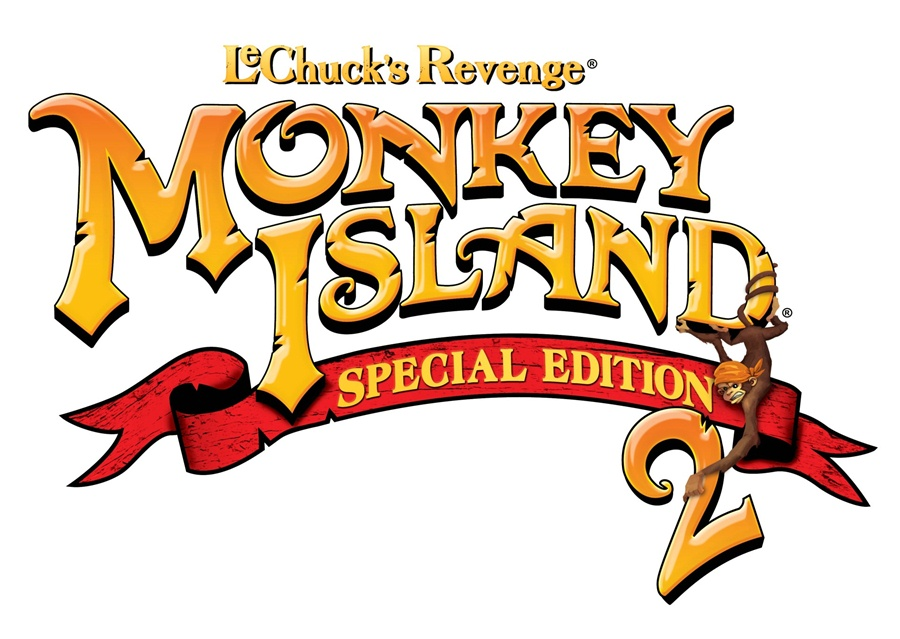 Monkey Island 2 Special Edition Lechuck's Revenge Poster