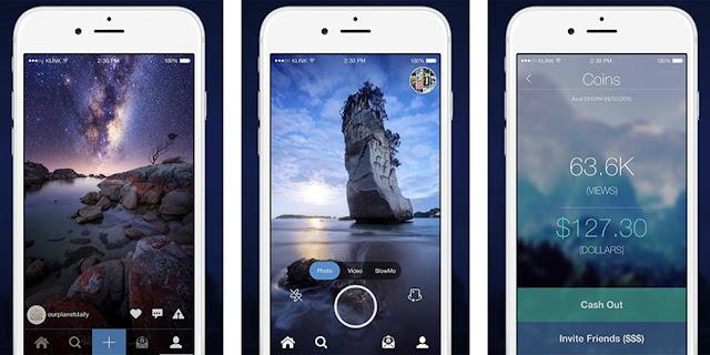 موقع تواصل اجتماعي جديد وتطبيق يعرض عليك المال مقابل مشاهدة الصور