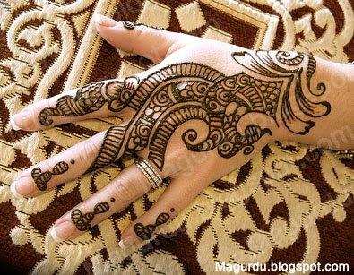 New mehandi designs images