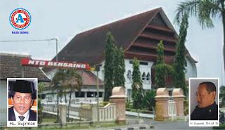 F-PDIP Endus Aroma   KKN di Gedung 'Udayana'