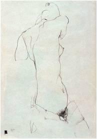 Egon Schiele, 1911