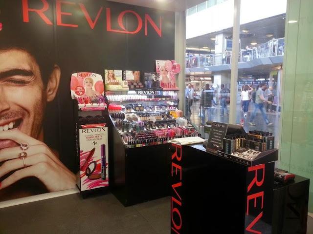 temporary store revlon 03