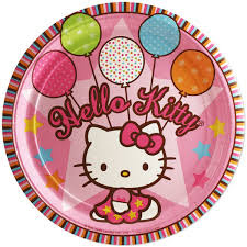 GAMBAR HELLO KITTY ANGEL FUN