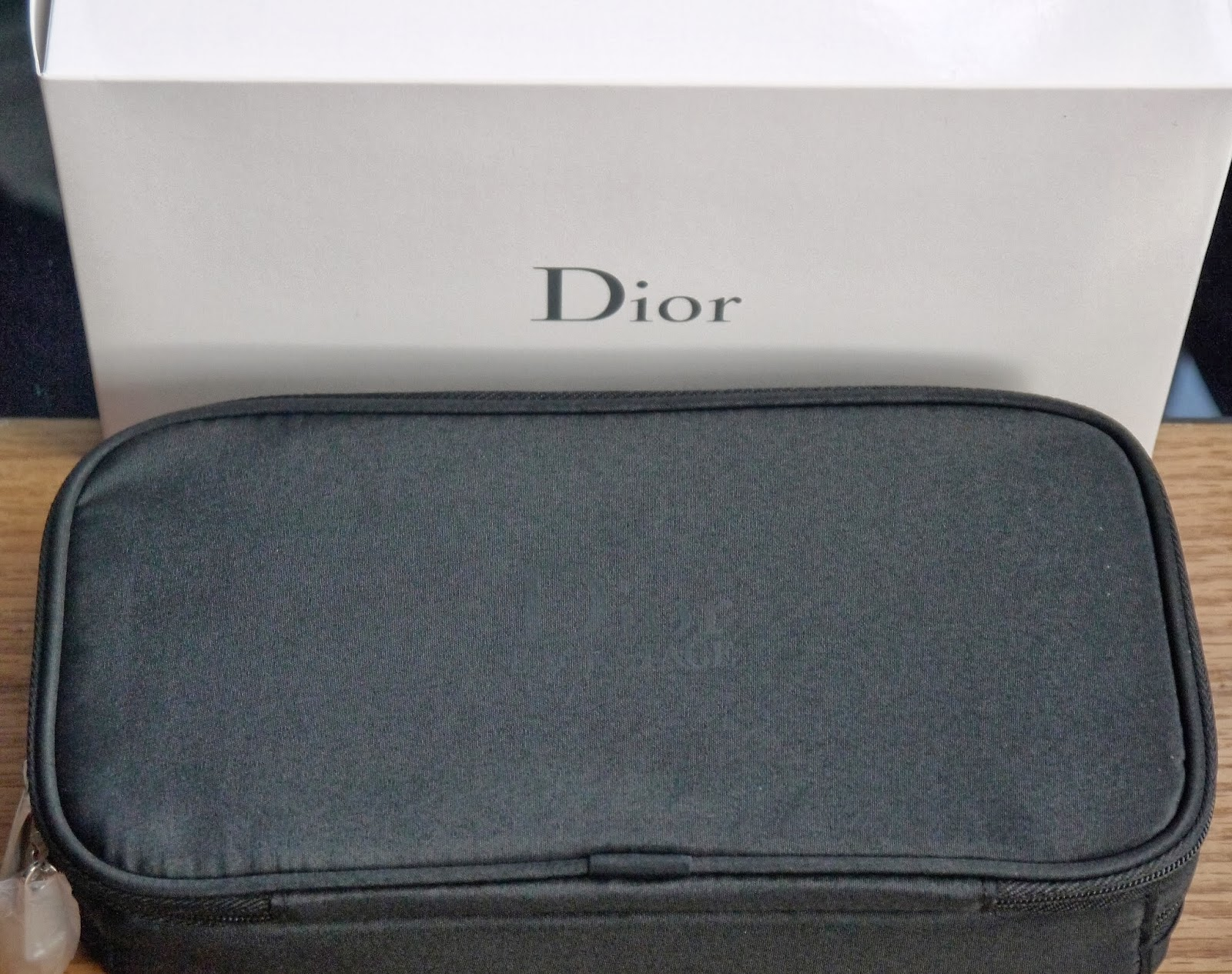 Dior Trousse Pouch from my Beauty Haul