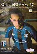 Gillingham (1) 2 Akinfenwa 43, Weston 46. Bradford City (0) 0. Att. 5,019
