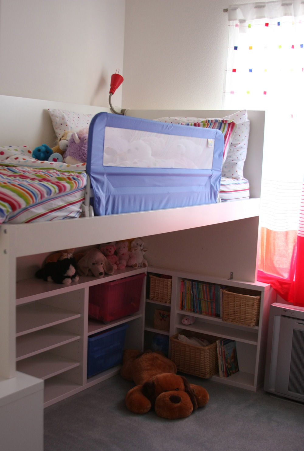 Ikea kids room on pinterest ikea ikea hackers and ikea hacks - Ikea bunk bed room ideas ...