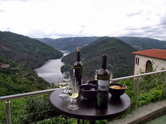 Bodegas de Galicia. Ríos de Galicia. Qué visitar en Ribeira Sacra