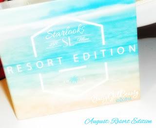 Starlooks Looksbook: August Resort Edition