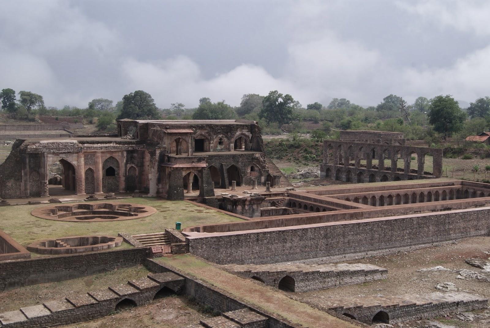 Jal Mahal,Mandu