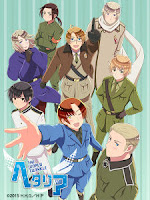 Hetalia: The World Twinkle Capítulo 13