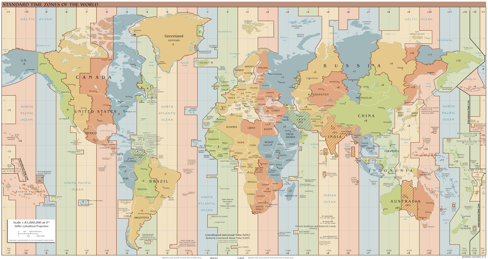 what time zone is cdt