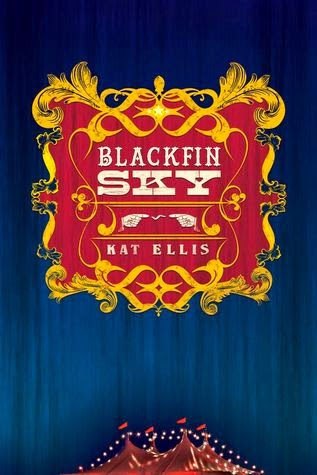 blackfin sky by kat ellis book cover