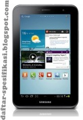 Samsung Galaxy Tab 2 7.0 P3110 PC Tablet