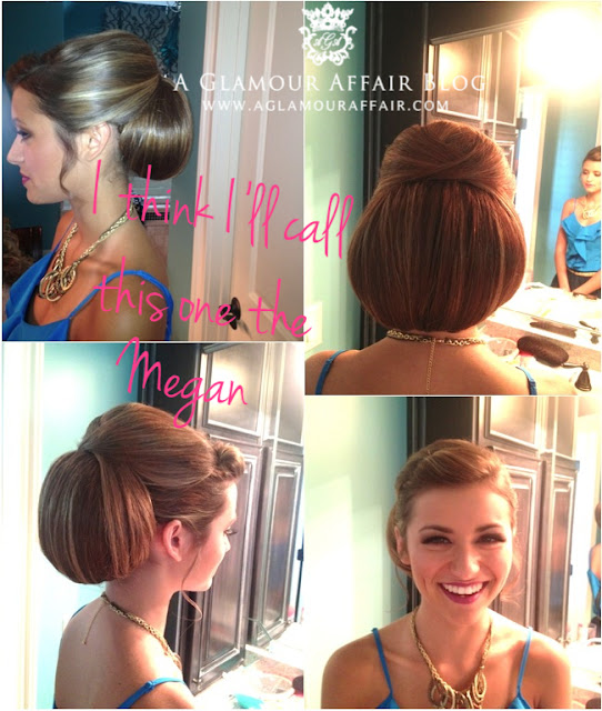 A Glamour Affair Atlanta on location Wedding Makeup and Hair