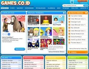 Permainan online gratis di Games.co.id