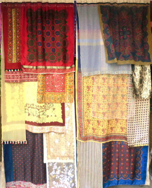 Tribal,Global, Hippie Curtains