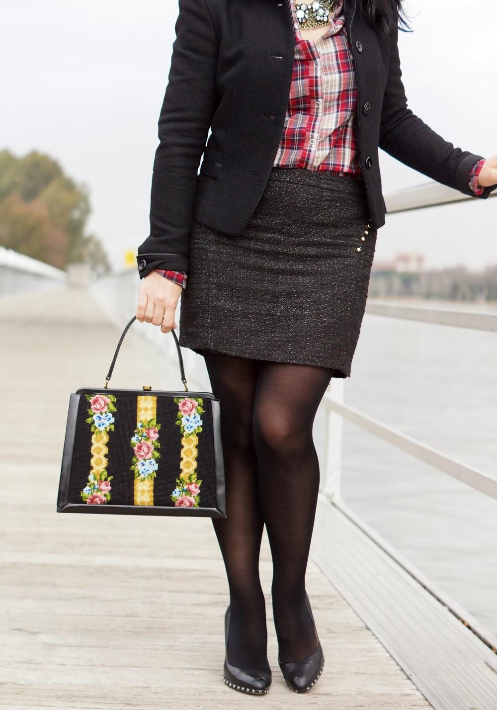 vintage+purse