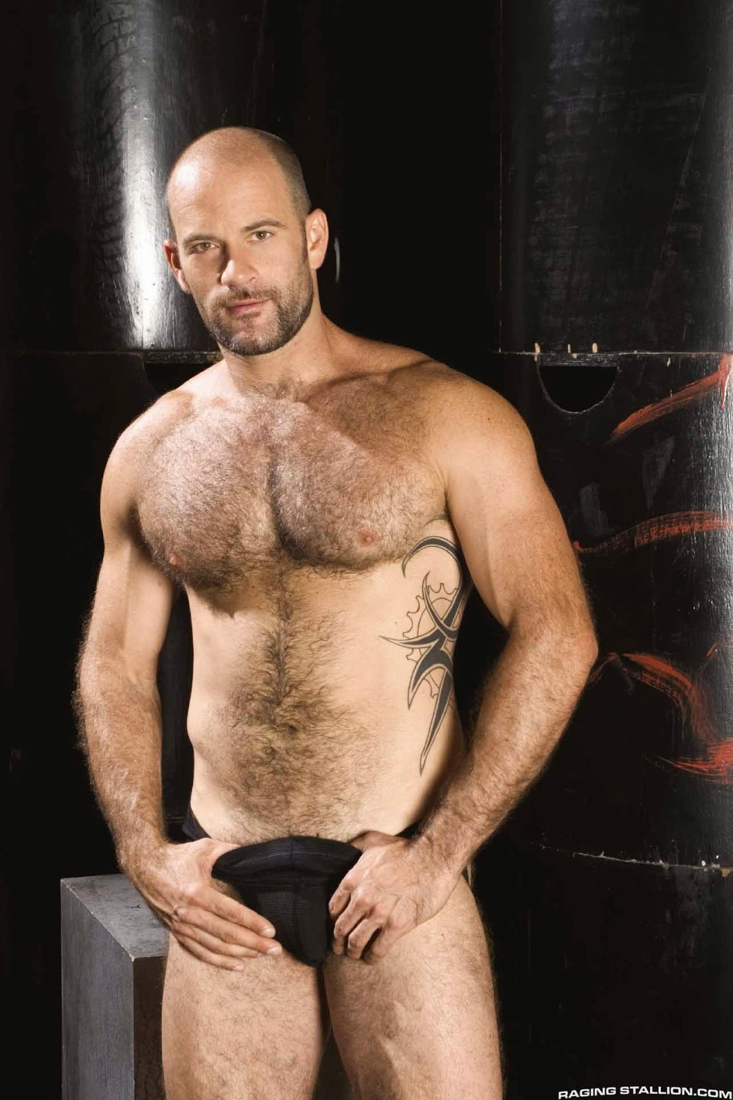 from Beau aaron in gay porn