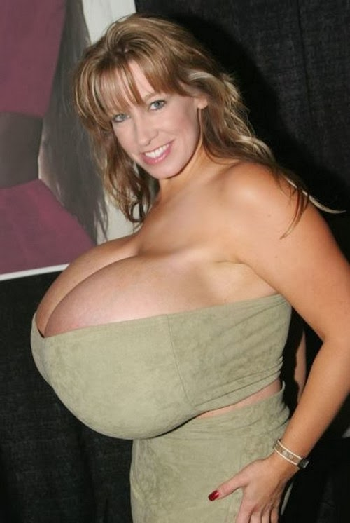 worlds biggest breasts