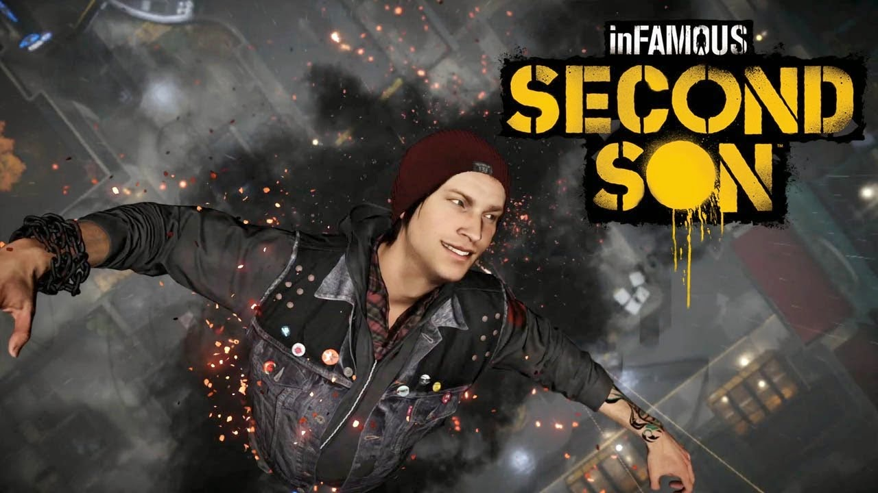 Infamous Second Sun Wallpaper
