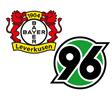 Bayer 04 Leverkusen - Hannover 96