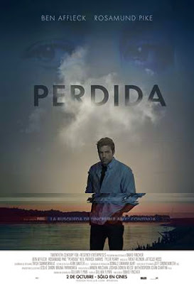 Perdida (Gone girl) (2014) [Latino]