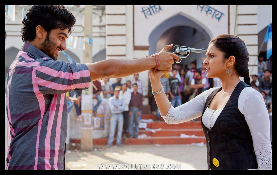 Arjun Kapoor Parineeti Chopra Ishaqzaade - Parineeti Chopra Ishaqzaade Wallpapers
