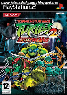 Teenage mutant ninja turtle 2 battle nexus free download