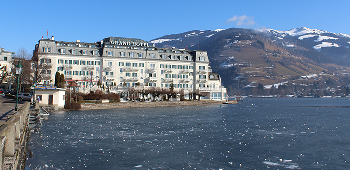 The Grand Hotel Zell am See