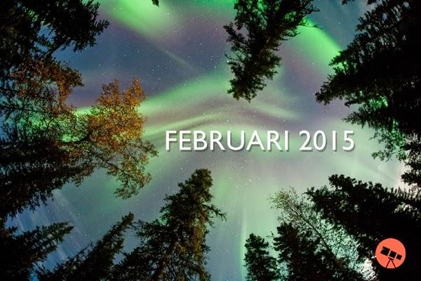 Wajib Lihat! Inilah Daftar Peristiwa Astronomis Februari 2015