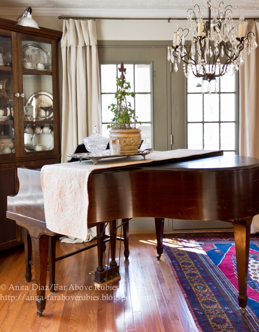 Paint Drop Cloth Curtains Far Above Rubies Drop Cloth Curtains And New Gray Paint