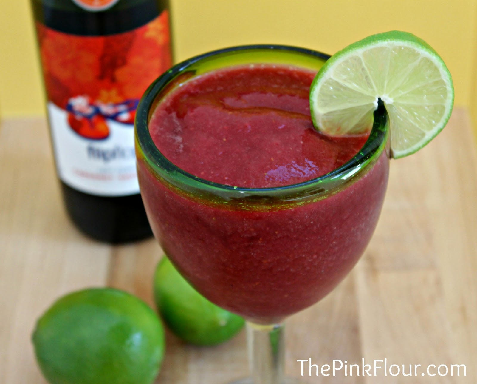 Frozen Sangria Recipe {with a kid-friendly alternative!}