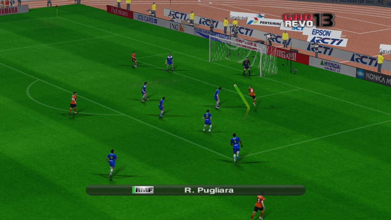 Download Games Pro Evolution Soccer 6 (PES 6)
