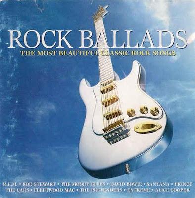 Rock Ballads 80s 90s và những điểm nhấn