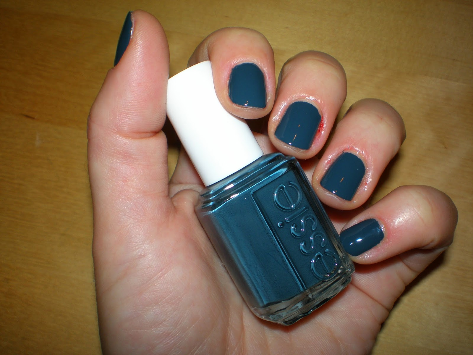Essie Nail polish, in The Perfect Cover Up