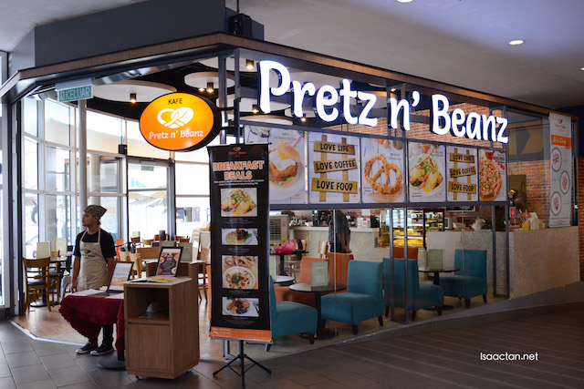 Pretz N' Beanz Cafe New Menu Launch