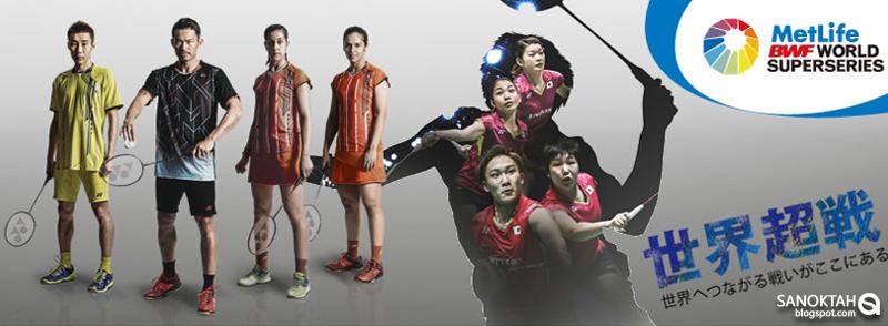 Badminton Terbuka Jepun 2015