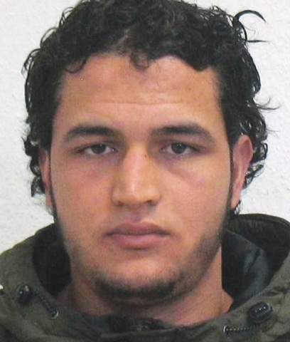 ANIS AMRI, END OF ROAD FOR CHRISTMAS MARKET TERRORIST.
