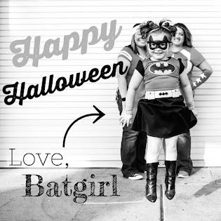 Batgirl || Halloween 2016