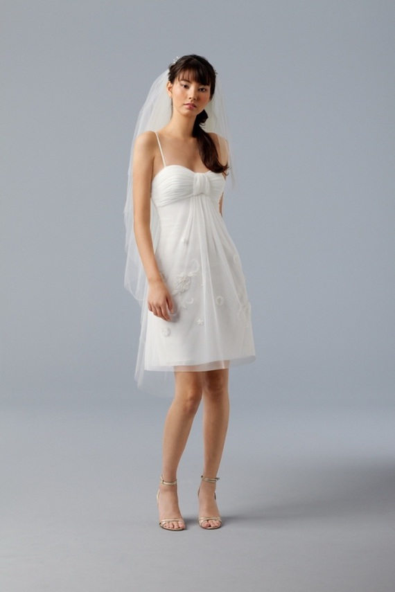 2011 Baby Doll Silhouette Wedding Dresses - World of Bridal