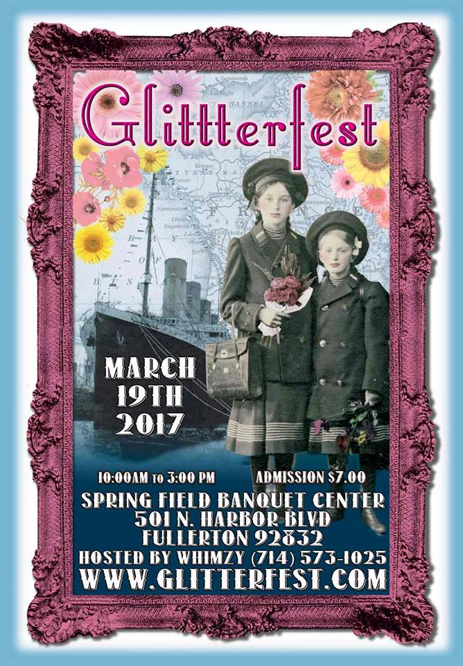 Glitterfest Spring 2017