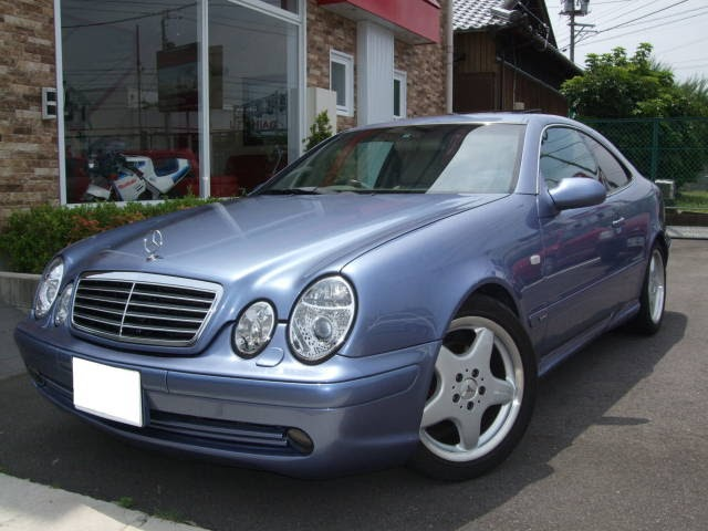 Mercedes benz clk 320 amg w208 benztuning for Mercedes benz clk 320