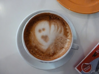 Spooky coffee