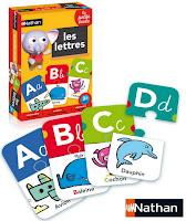 Jeu éducatif Les Lettres